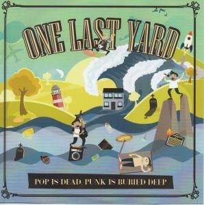 One Last Yard copertina
